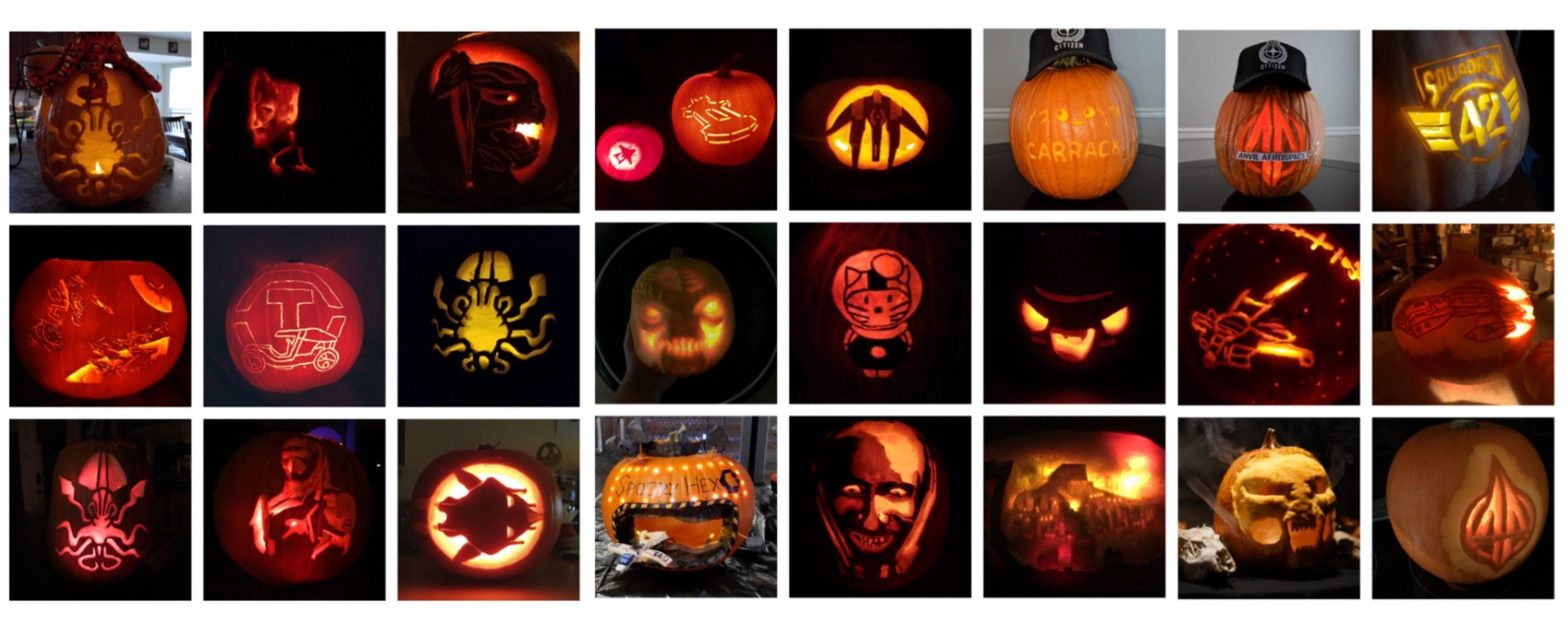 SC Pumpkins