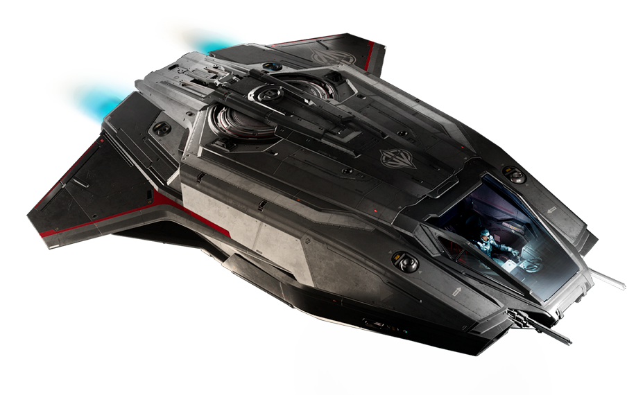 Carrack Spaceship