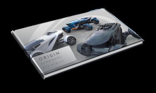Распродажа концепта Origin G12 (обновлено)