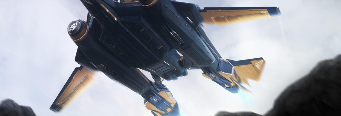 Корабли, доступные для полетов в Альфе 3.7