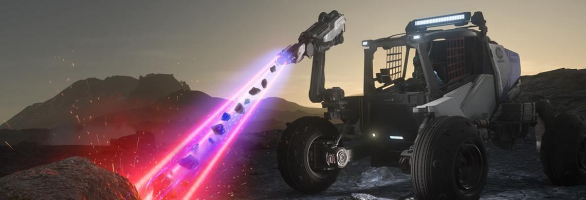 Дистанционный сборщик руды от Greycat Industrial