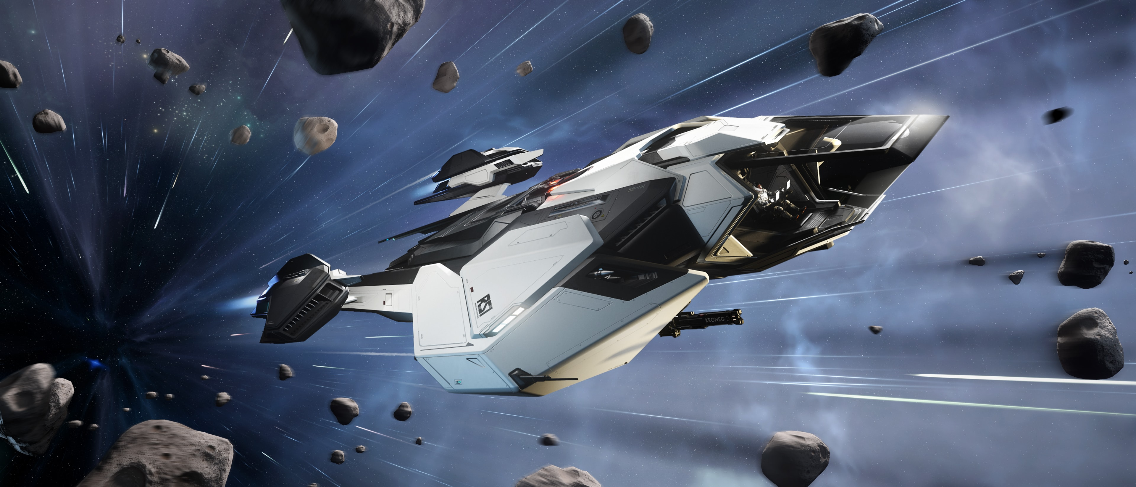 The Rsi Mantis Roberts Space Industries Follow The Development Of Star Citizen And Squadron 42