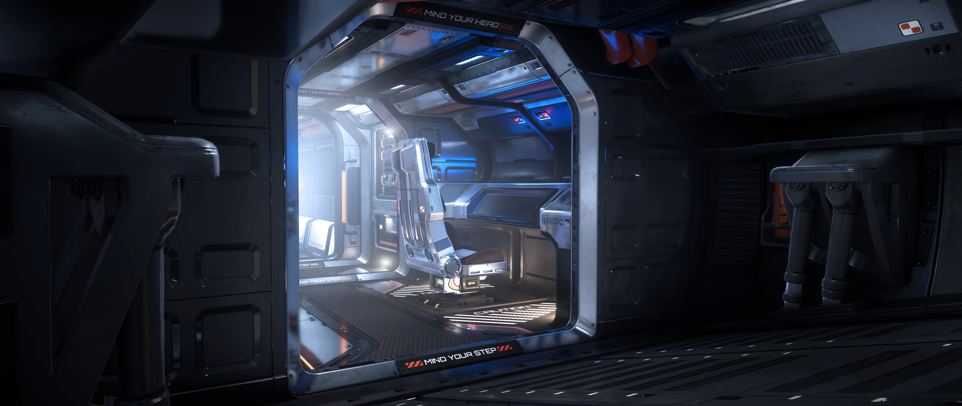 Alpha 3 5 new features and ships - Roberts Space Industries