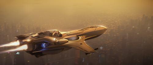 Корабли, доступные для полетов в Альфе 3.6