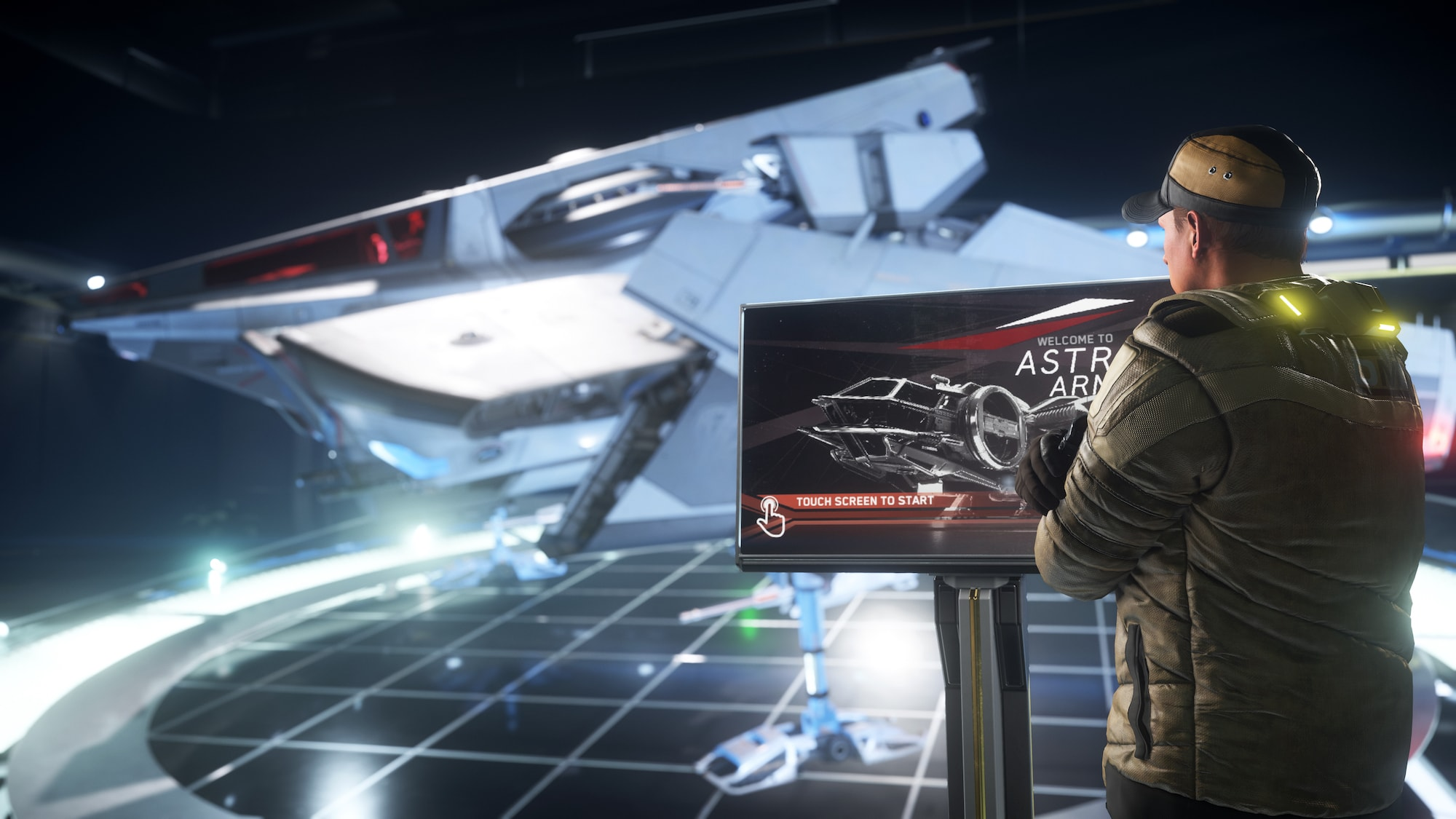 Alpha 3 6 Now Available Roberts Space Industries Follow The Development Of Star Citizen And Squadron 42