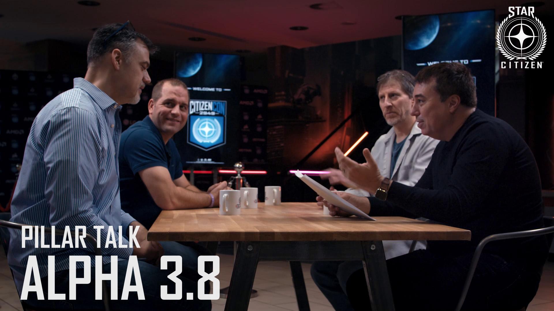 Pillar Talk 3.8